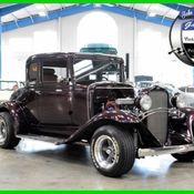 1932 Chevrolet Confederate Steel Body BA 2 Door Coupe 327 V8