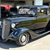 1936 Chevrolet Master 5 Window Coupe