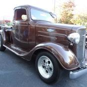 1936 Chevy Truck, Street Rod