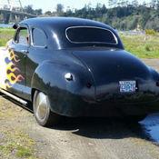 1946 Dodge Coupe Chop Top Rat Rod Project