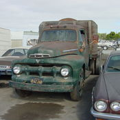 1952 Ford Flatbed