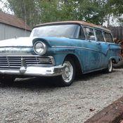 1957 Ford country sedan - surf wagon 312 v8