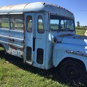 1953 Chevrolet School Bus - Short Bus