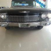 1960 Cadillac Fleetwood Series 75 Limousine