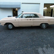 1961 chevrolet impala 2 dr Hardtop Running project parts car