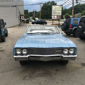 1969 Buick Skylark GS400 Grand Sport Dual RAM Air