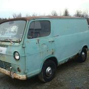 0f82f3f52e 1965 Chevy G10 Van Shorty - NO RESERVE