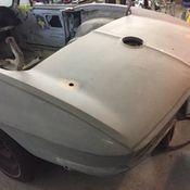 1966 Corvette convertible project