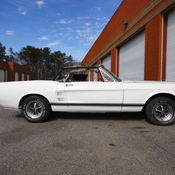 1967 Ford Mustang Convertible 390 S code 4spd rare