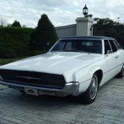 1967 Ford Thunderbird Base Hardtop 2 Door 64L 4 Landau Showcar Winner