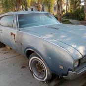1968 Olds 442 W-30 4-speed