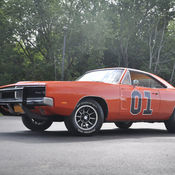 1969 Dodge Charger R/T General Lee California Car Mopar B Body