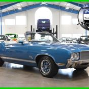 1971 Oldsmobile 442 Numbers Matching 455 Rocket V8 PS PB
