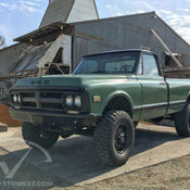 1973 Chevy/GMC K20 Lifted 4x4 454 Long Bed Truck