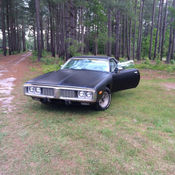 1967 Dodge Charger - 383 Body - with interior - Great Mopar Project