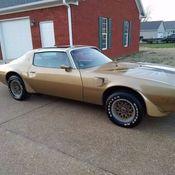 1978 FORMULA FIREBIRD,4 Speed, Hurst T-Tops, PHS documented