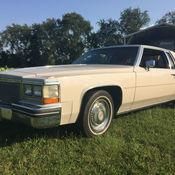1969 Cadillac Sedan Deville - Low Miles - Florida Car - 1
