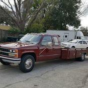 Chevrolet Car Hauler Custom Ramp Truck