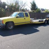 1992 Gmc Car Hauler Ramp Truck