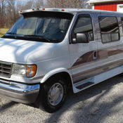1994 ford van e 150 conversion by universal Ford Econoline Conversion Van Parts 1994 ford e150 conversion van the one your looking for low miles