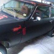 Vega pro street drag car hot rod street rod project play toy tubbed