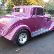 1934 Plymouth Deluxe PB Coupe  Street rod project/survivor