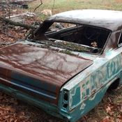 1967 Chevy Nova perfect for Drag car----No Title and no VIN