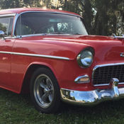1955 Chevy Bel Air 150/210 Post 2 Door AMAZING