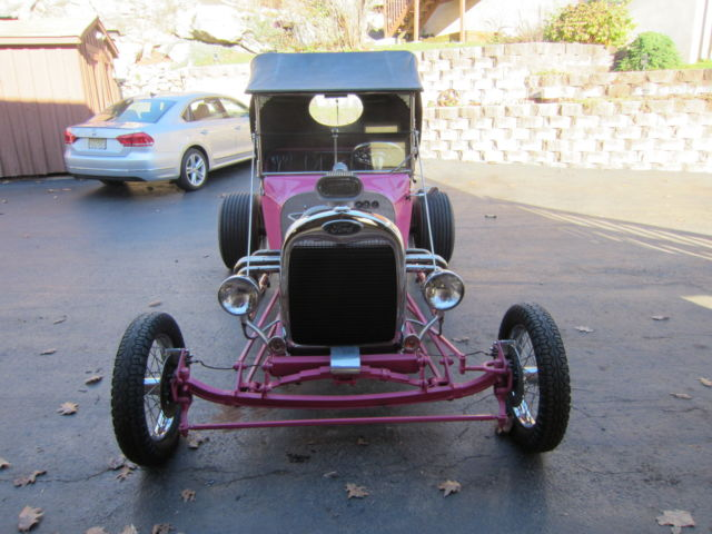 & 1923 ford model T bucket hot rod rat rod kit car markmcfarlin.com