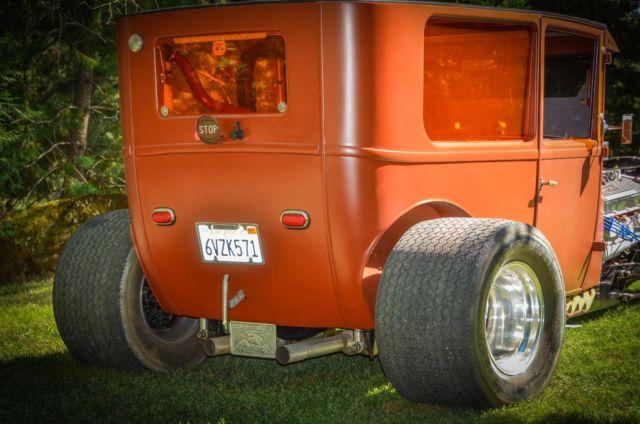 1927 ford model t sedan vintage old school hot rod for 1927 ford model t 4 door sedan