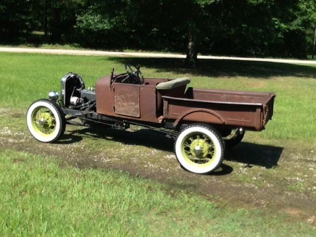Ford San Antonio >> 1927 Ford Roadster Pickup SCTA TROG Model T