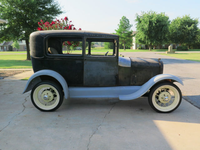 1929 model a ford tudor 2 door sedan lots of new parts w title hotrod ratrod 10 1929 model a ford tudor 2 door sedan lots of new parts w title 1929 Pontiac Sedan Model at gsmportal.co