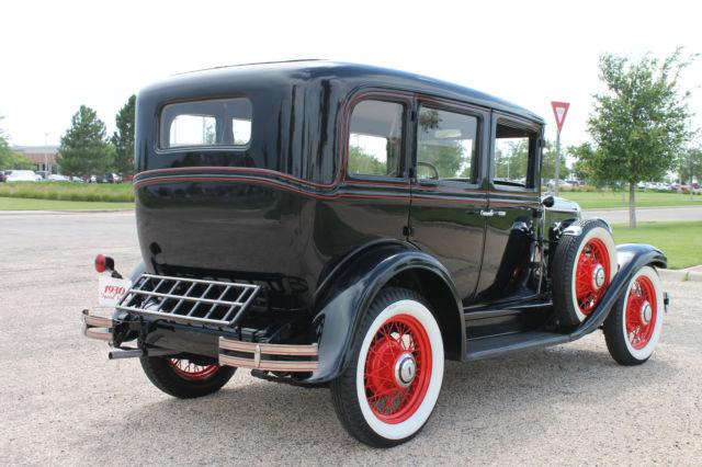 1930 chevrolet series ad 4 door sedan professional frame for 1930 model a 4 door sedan