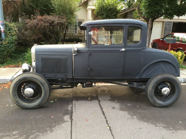 1930 ford model a 5 window coupe 50 39 s hotrod for 1930 ford 5 window coupe