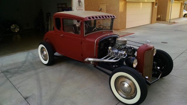 1930 ford model a hot rod rat rod vintage 5 window coupe for 1930 ford 3 window coupe