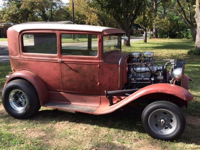 1930 model a 2 door sedan hot rod gasser street rod 1929 for 1929 model a 2 door sedan