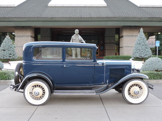 1931 31 chevrolet independence 2 door sedan tudor restored for 1931 chevrolet 4 door sedan