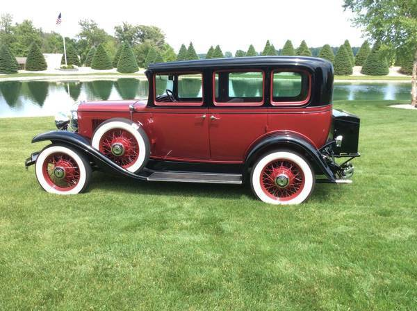 1931 chevrolet 4 door independence body off frame for 1931 chevrolet 4 door sedan