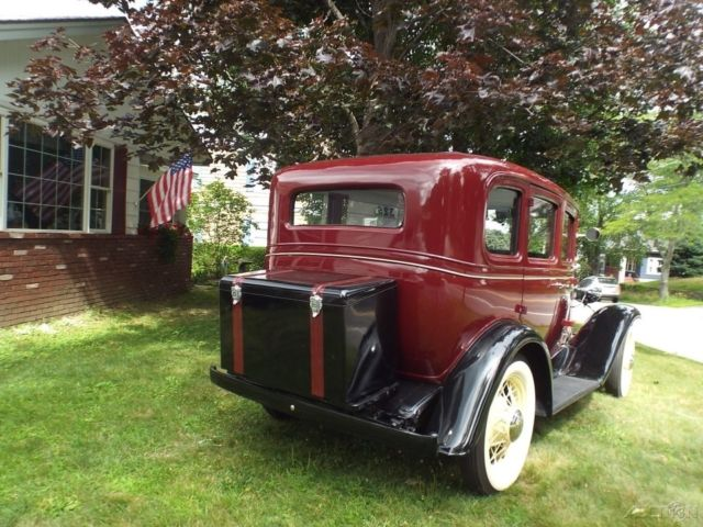 1931 chevrolet woody used inline 6 four door sedan rebuilt for 1931 chevrolet 4 door sedan