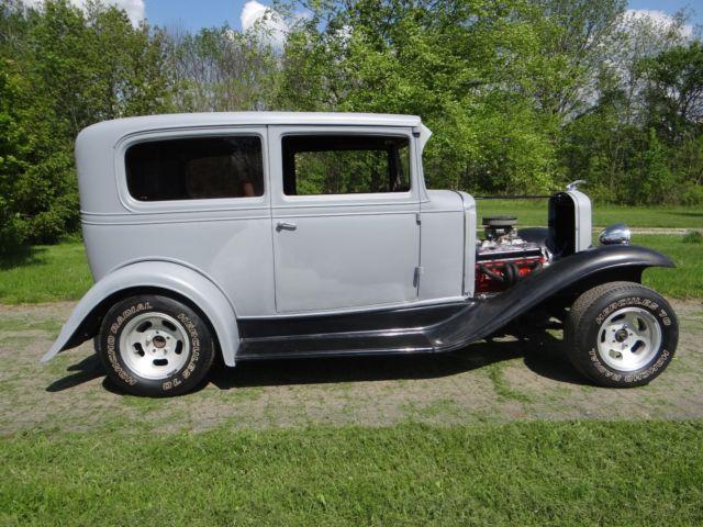 1931 chevy 2 door sedan street rod gasser project