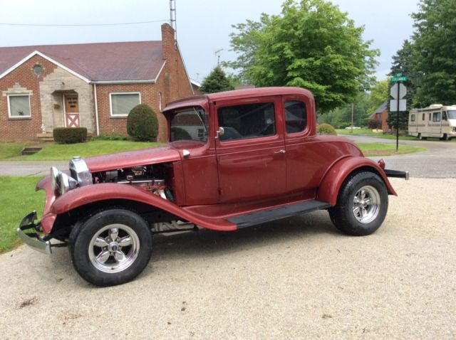 1931 chevy 5 window coupe street rod for 1931 chevrolet 5 window coupe