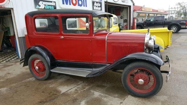 1931 ford model a two door sedan for 1931 ford model a 2 door sedan