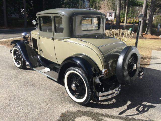 1931 model a ford 5 window coupe indented firewall late 31 for 1931 ford model a 5 window coupe