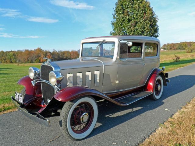 1932 chevy 2 door sedan excellent condition inside and for 1932 chevy 2 door sedan