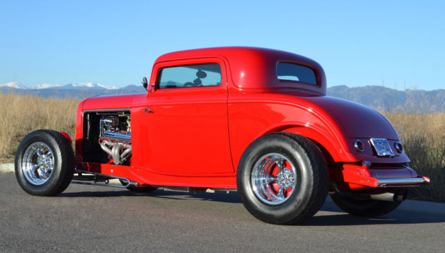 1932 ford 3 window hi boy deuce coupe for 1932 3 window ford coupe