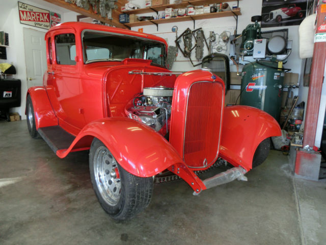 1932 ford 5 window coupe hot rod original ford body for 1932 ford 3 window coupe chassis