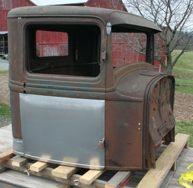 Seat Skins For Trucks >> 1932 Ford Pickup Cab with Title