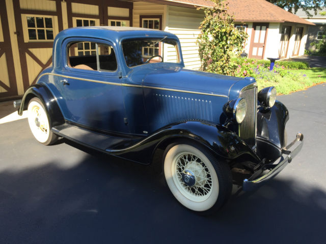 1933 chevrolet standard mercury series 3 window coupe for 1933 chevy 3 window coupe