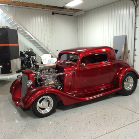 1934 chevy 3 window coupe for 1934 chevy 5 window coupe
