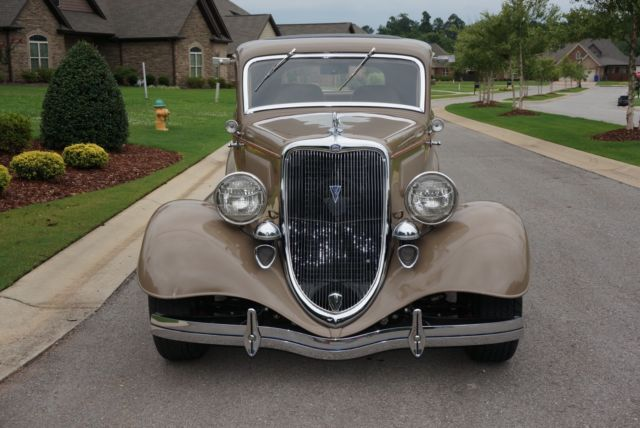 1934 ford 3 window deluxe coupe all henry ford steel for 1934 ford floor pan